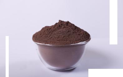 prealloyed iron powder