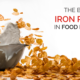 The benefits of Iron Powder In food Industries