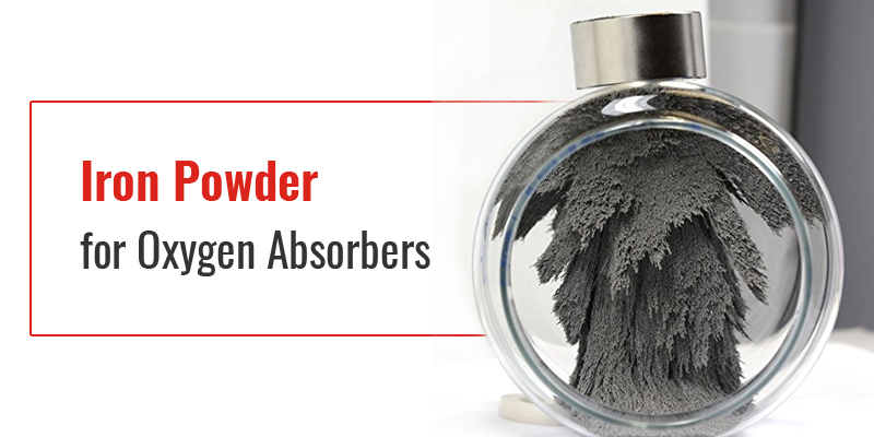 Iron Powder for Oxygen Absorbers