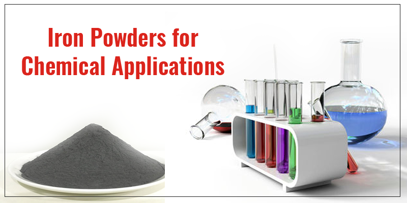 Iron Powders for Chemical Applications