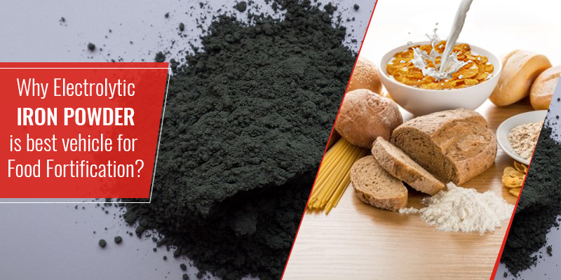 iron powder for food fortification