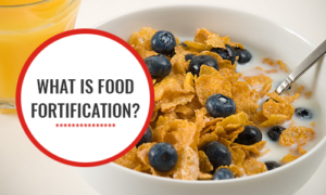 what is food fortification?