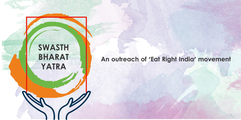 eat right india, swasth bharat