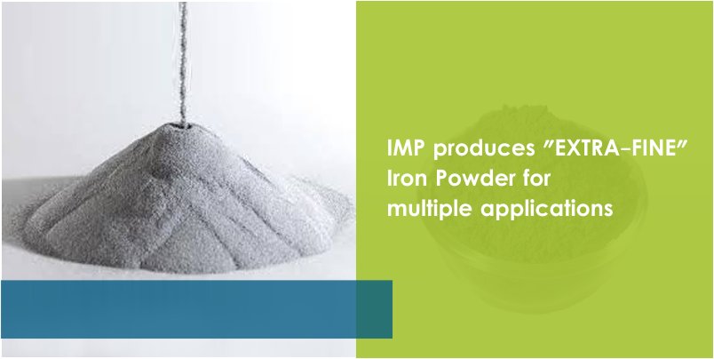 extra fine iron powder