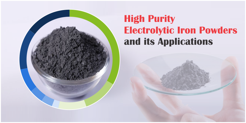 electrolytic iron powder, high purity iron