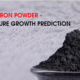 future trends high purity iron