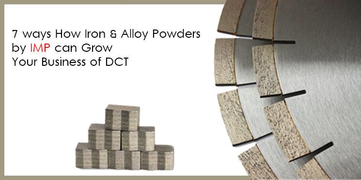 Alloy powder for diamond cutting tool